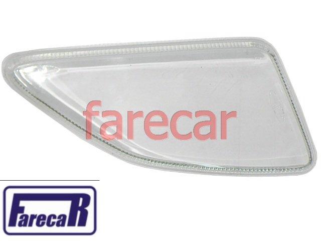 lente de vidro do farol milha neblina parachoque Ford Fiesta 2000 a 2002 Courier 2000 a 2013  - Farecar Comercio