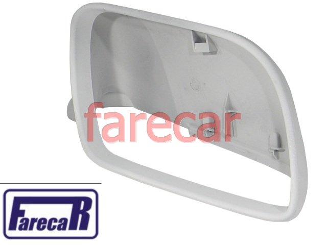 capa primer espelho retrovisor sem pisca Vw Polo 2003 a 2010 - 03 04 05 06 07 08 09 10  2004 2005 2006 2007 2008 2009  - Farecar Comercio