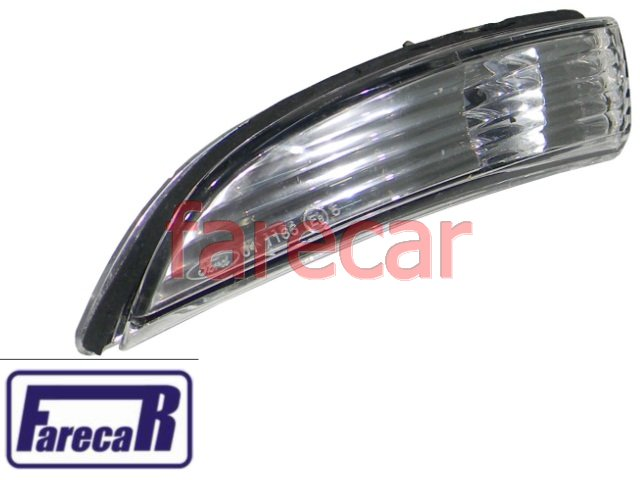 pisca da capa do espelho retrovisor Original new fiesta 2011 2012 2013 2014 2015 2016 13 14 15 16  - Farecar Comercio