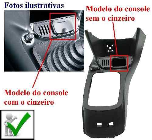 Cinzeiro Console Gm Celta Prisma e Porta Traseira Zafira  - Farecar Comercio