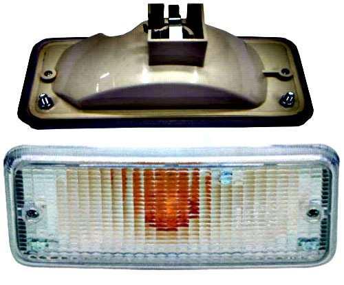Lanterna Seta Frontal Cristal Caminhão Vw 7100-8100-8140-815  - Farecar Comercio