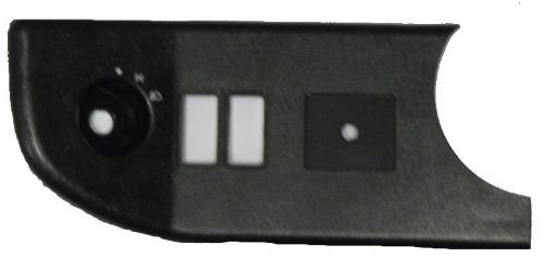 Moldura Inferior Painel Instrumento Le Caminhão Ford 1000 F4  - Farecar Comercio