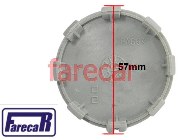 calota grafite do miolo central da roda Mitsubishi L200 Triton 2010 2011 2012 2013 2014 2015 10 11 12 13 14 15  - Farecar Comercio