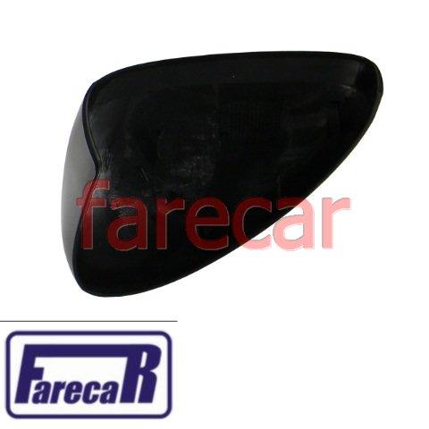 capa preta do espelho retrovisor Citroen Air Cross Aircross  - Farecar Comercio