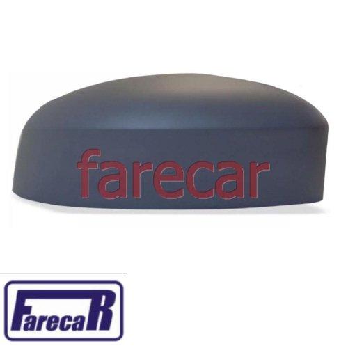 Capa Primer para Pintar Para Espelho Retrovisor com Pisca Ford Focus 2010 2011 2012 2013 2014 2015 2016 2017  - Farecar Comercio