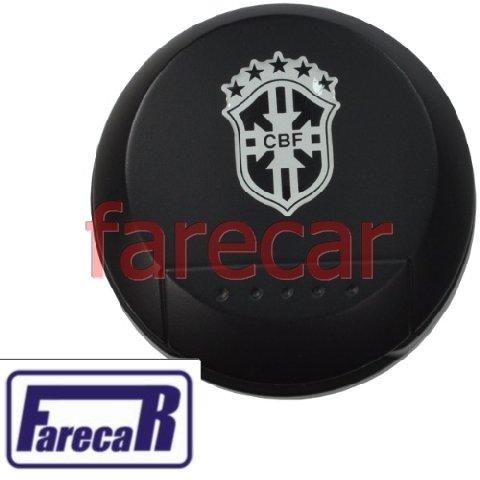 Cinzeiro redondo de encaixe no Console Vw Gol G5 G6 Saveiro Fox Voyage Polo Crossfox Golf Spascefox  - Farecar Comercio
