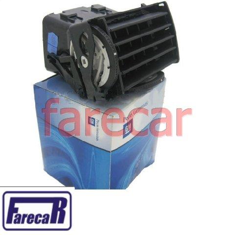 Difusor de Ar do Painel Vectra 2006 a 2011  - Farecar Comercio