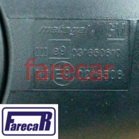 espelho retrovisor original Gm Metagal Cruze Ltz eletrico com fechamento automatico rebatimento Foldway 2012 2013 2014 2015 12 13 14 15  - Farecar Comercio