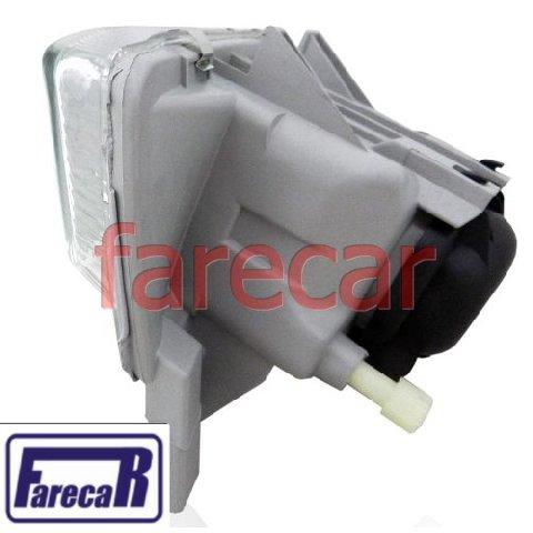 Farol De Milha Omega 93 94 95 96 97 Novo  - Farecar Comercio