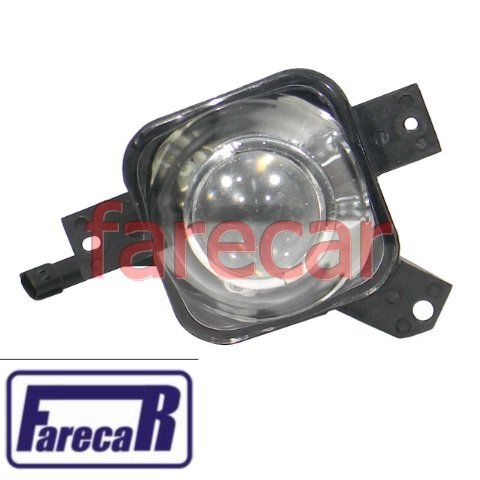 Farol Milha Do Parachoque Gol Parati Saveiro G3 2000 A 2003  - Farecar Comercio