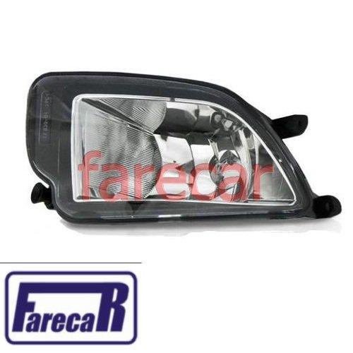 Farol Milha Parachoque VW Gol G6 Voyage G6 Saveiro G6 2013 2014 2015 2016 13 14 15 16  - Farecar Comercio