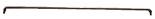 HASTE DE LIGACAO DO PEDAL - Cod. T75721627  - Farecar Comercio