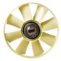 HELICE PLAS 8 PAS COM EMBREAGEM VISCOSA - Cod. 9062001723  - Farecar Comercio