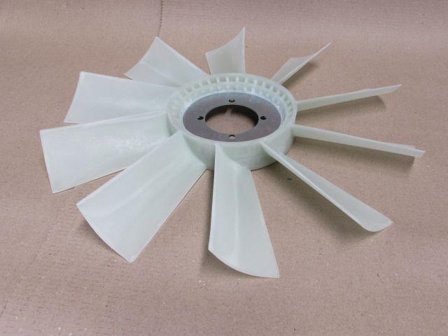 HELICE PLASTICA 10 PAS MODELO CUMMINS C 8.3L MO - Cod. TE3121303  - Farecar Comercio