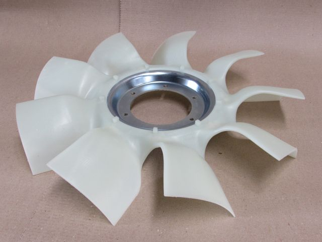HELICE PLASTICA 9 PAS - Cod. 2W0121303  - Farecar Comercio
