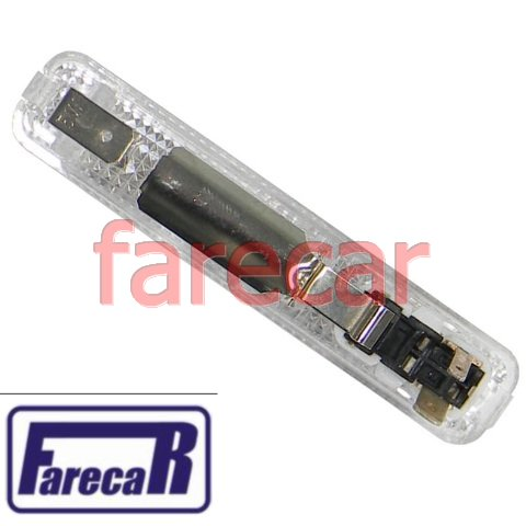 lanterna lateral ou centro teto luz de leitura cortesia Corsa Astra Vectra Zafira Omega Classic Montana   - Farecar Comercio