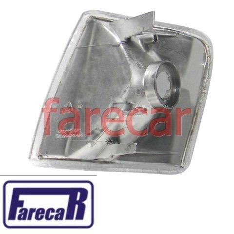 LANTERNA PISCA SETA TODA CRISTAL GM S10 BLAZER S-10 S10  - Farecar Comercio