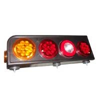LANTERNA TRASEIRA COMPLETA LED - Cod. ACRI2070D  - Farecar Comercio