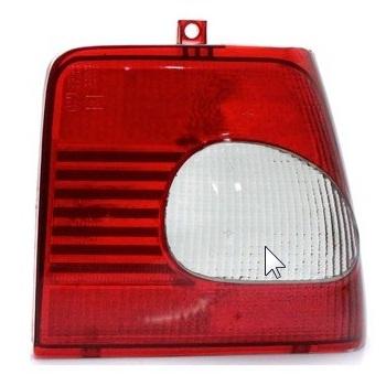 Lente Da Lanterna Traseira Fiat Tempra 1996 Em Diante Nova  - Farecar Comercio