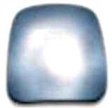 LENTE ESPELHO RETROVISOR 3MM  PEQUENO - Cod. 28113233  - Farecar Comercio