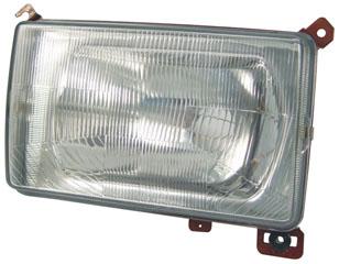 LENTE FAROL LD H4 - Cod. 85HU13005X  - Farecar Comercio