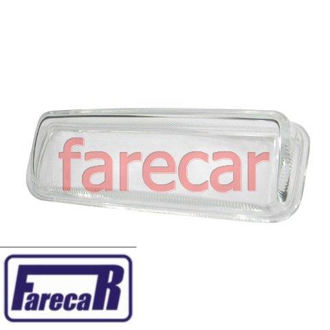 LENTE VIDRO FAROL MILHA S10 S 10 S-10 E BLAZER 1995 A 1997  - Farecar Comercio