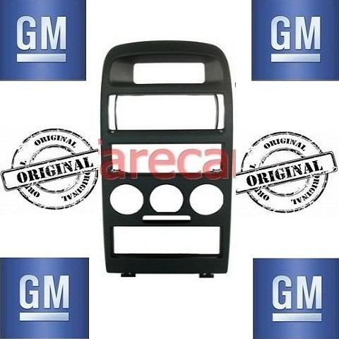 Moldura Radio Difusor ar condicionado Painel Central Astra 1999 a 2012 Original GM  2000 2001 2002 2003 2004 2005 2006 2007 2008 2009 2010 2011  - Farecar Comercio