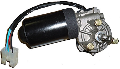 MOTOR LIMPADOR 12V - Cod. TJG955113C  - Farecar Comercio