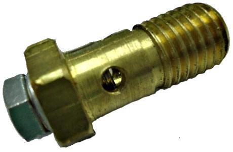 PARAFUSO OCO TUBO COMBUSTIVEL 26mm - Cod. 2RK127697A  - Farecar Comercio