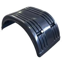 PARALAMA PLASTICO FACCHINI - Cod. 313140001  - Farecar Comercio