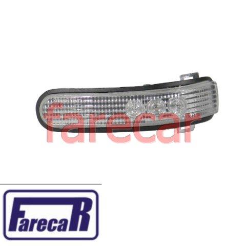 pisca da capa do espelho retrovisor Fiat Palio Adventure Fiat Idea Adenture Fiat Strada Adventure  - Farecar Comercio