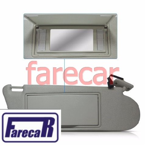 Quebra Sol Astra E Zafira Iluminação Original 93388876 Ld  - Farecar Comercio