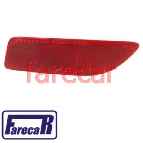 Refletor Lanterna Refletivo Parachoque Toyota Corolla 2012 2013 2014 12 13 14 Corola  - Farecar Comercio