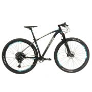 BICICLETA 29 OGGI BIG WHEEL 7.5  SL Eagle 12v 2019 Tiffany/Prata