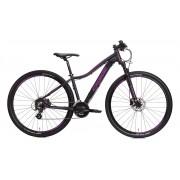 Bicicleta MTB Feminina Oggi Float 5.0 Pto/Uva