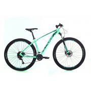Bicicleta Oggi Big Wheel 7.0  18v 2020 aro 29 Verde