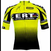Camisa ERT Elite Manga Curta Amarelo