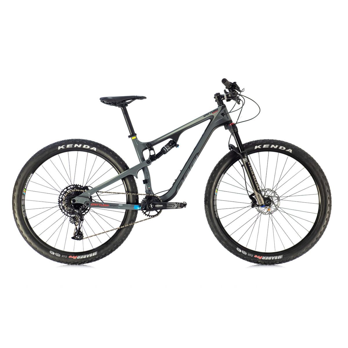 Bicicleta 29 Oggi CATTURA SPORT Full  SRAM 12V 2020