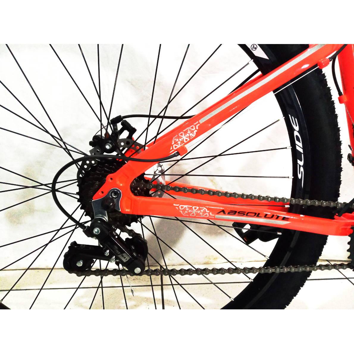 Bicicleta Absolute Nero 3 Aro 29 21 Laranja