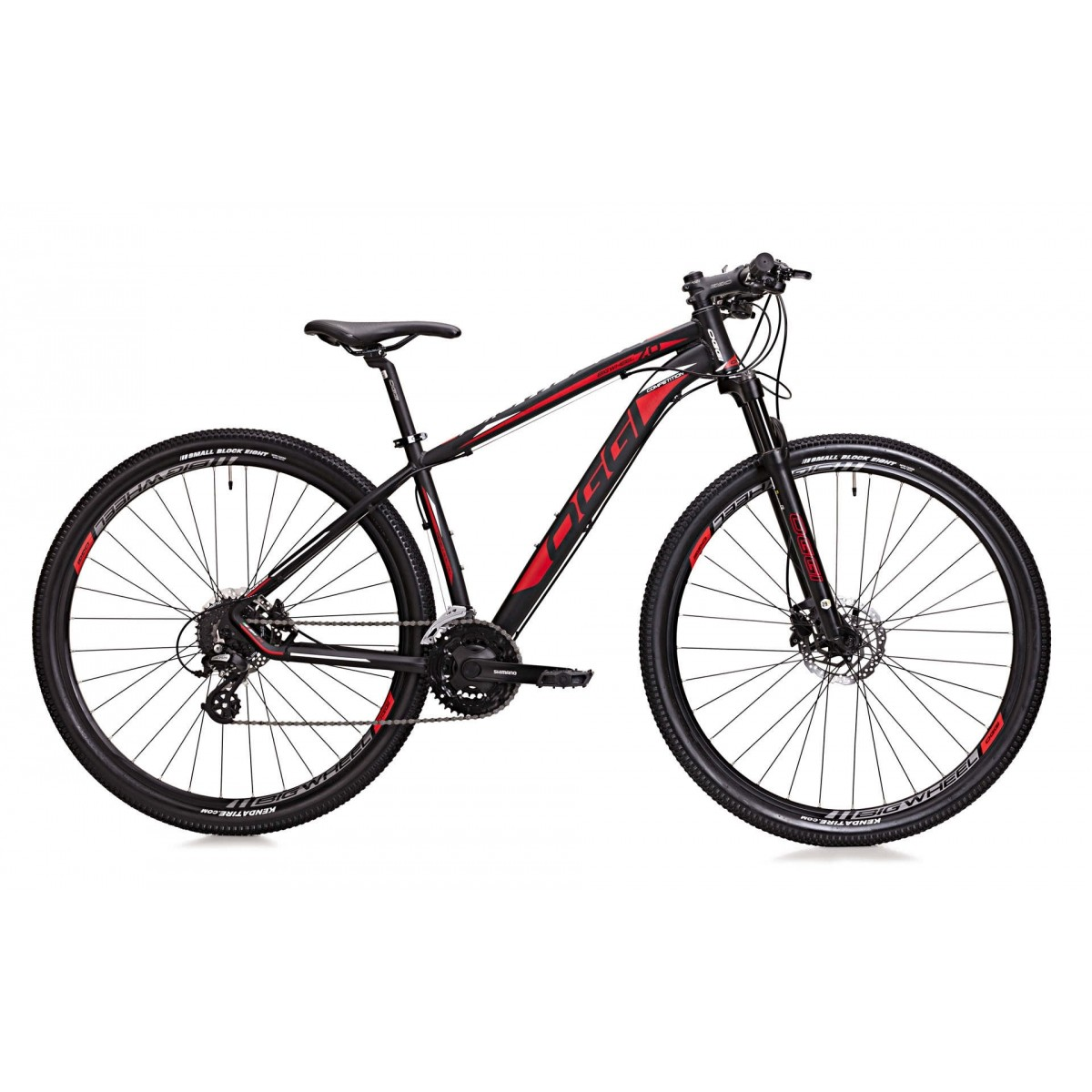 BICICLETA BIG WHEEL 7.0 24VEL. Aro 29
