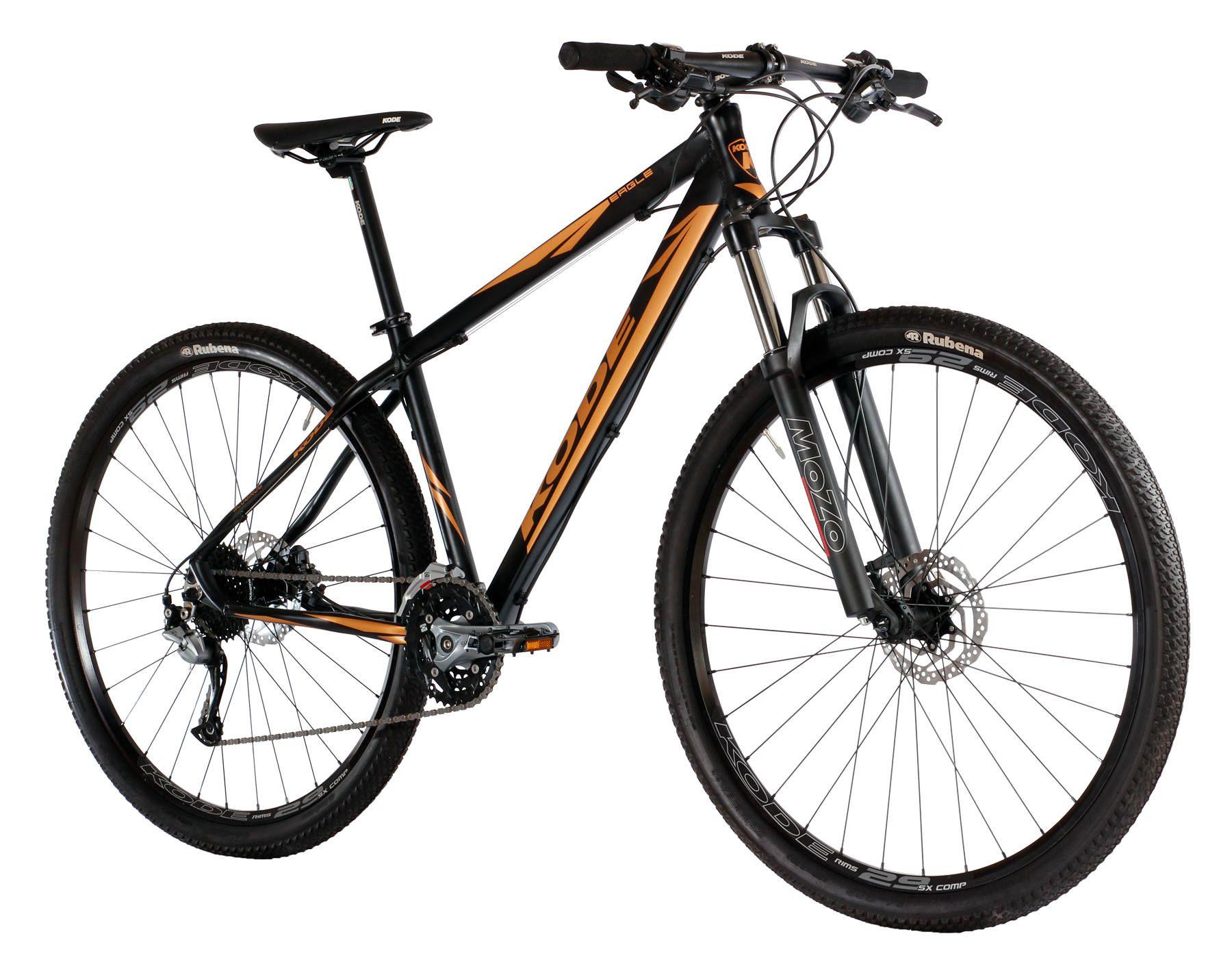 Bicicleta Kode Eagle 27v   Acera  MTB 29er