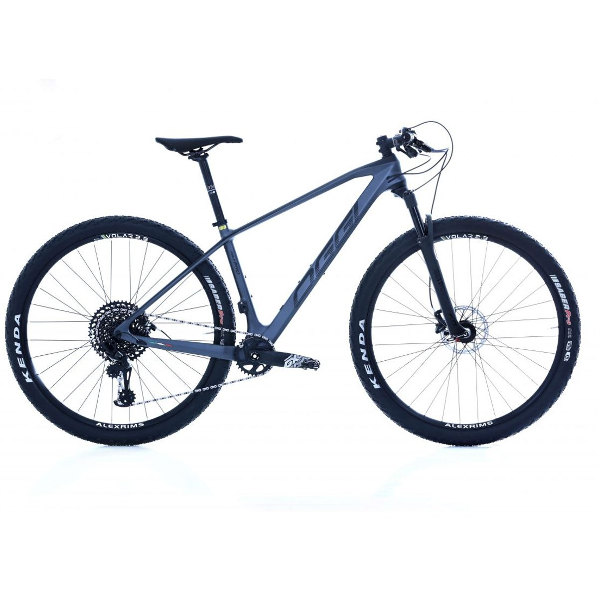 Bicicleta OGGI AGILE PRO CARBON 2019 SRAM GX 12V