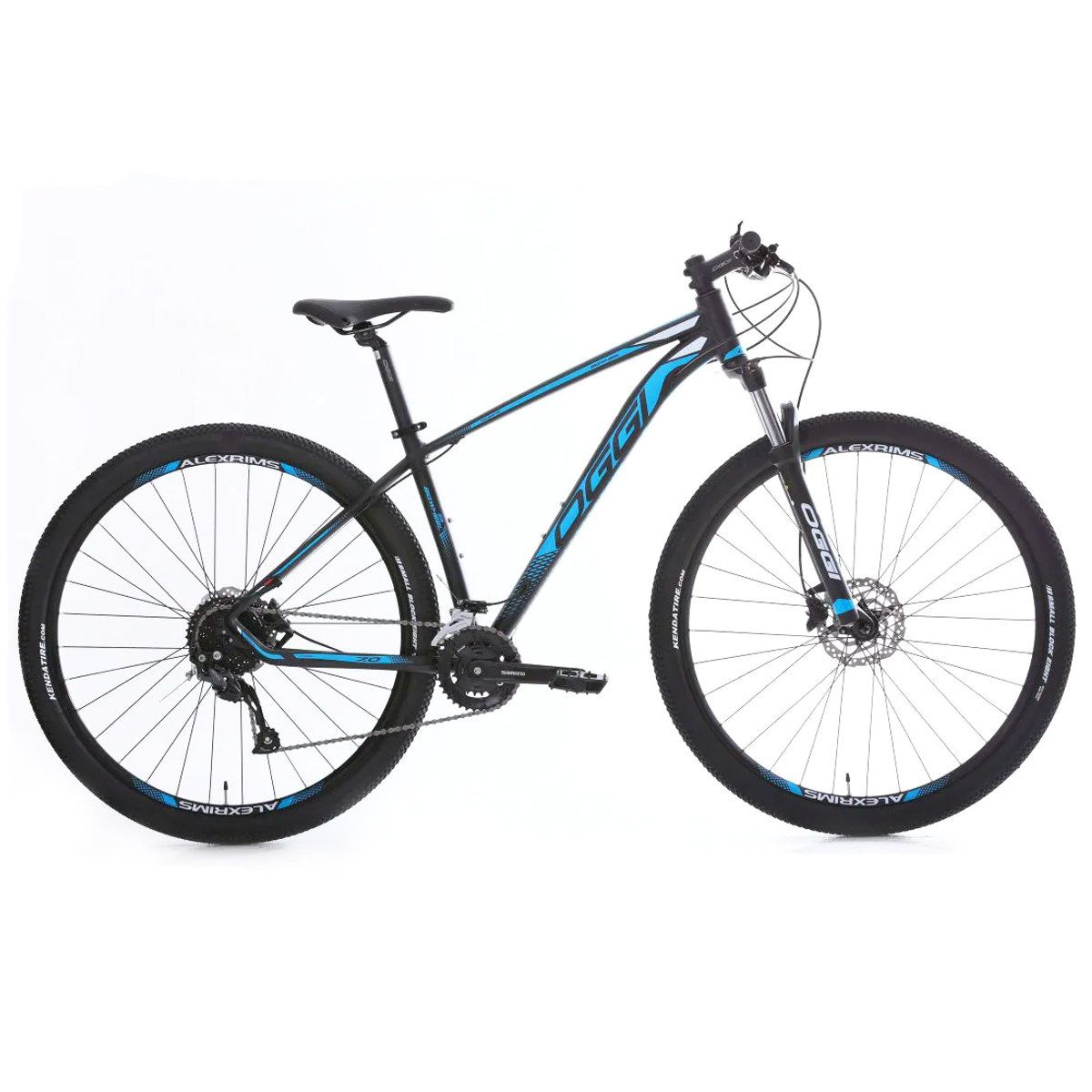 Bicicleta Oggi Big Wheel 7.0  18v 2020 aro 29 Azul