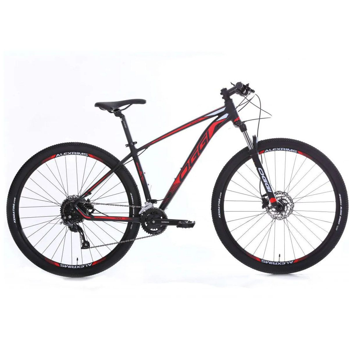 Bicicleta Oggi Big Wheel 7.0  18v 2020 aro 29 Verm