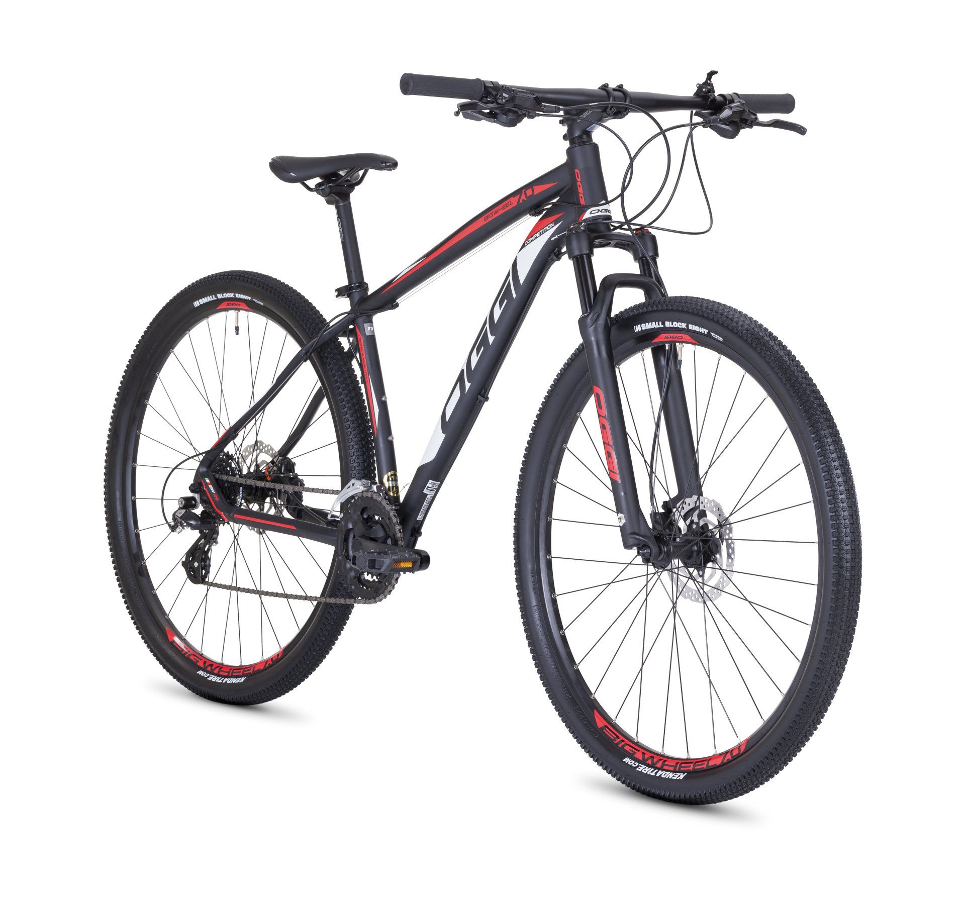 Bicicleta Oggi Big Wheel 7.0 29 2018 Pto/Verm