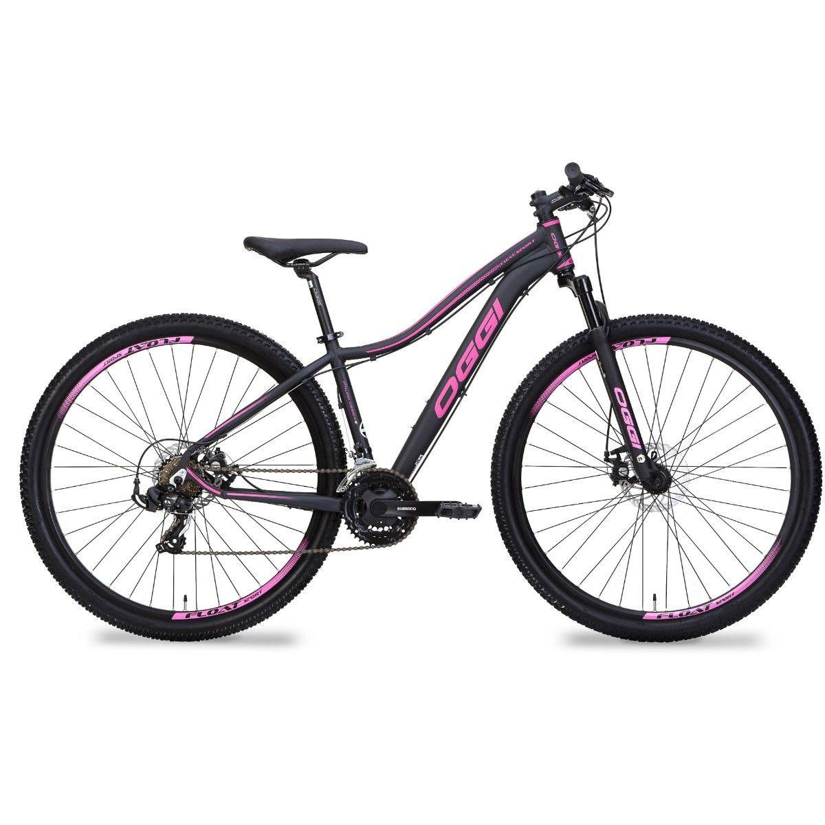 Bicicleta Oggi Float Sport 21v Feminina