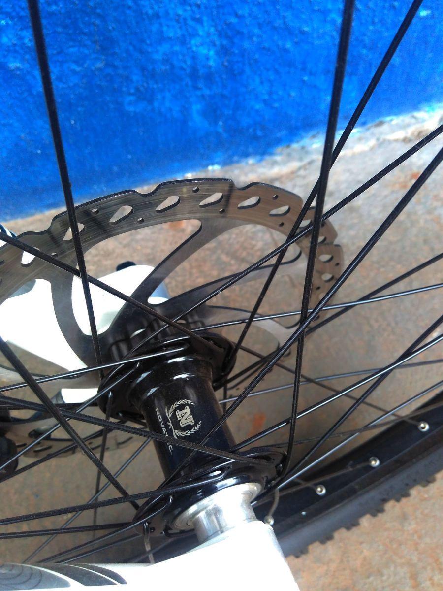Bicicleta Scott Nitrous 20 - Full suspension Aro 26 - Usada