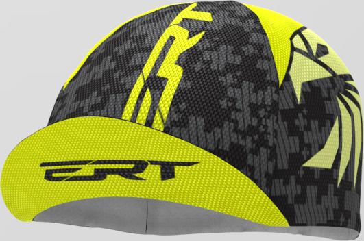 Boné CAP ERT Team 2.0 Amarelo Fluo
