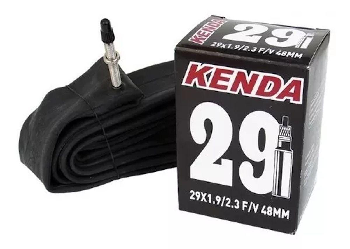 Câmara de ar Kenda 29er Valvula Presta (Bico fino)  29x1.9/2.3