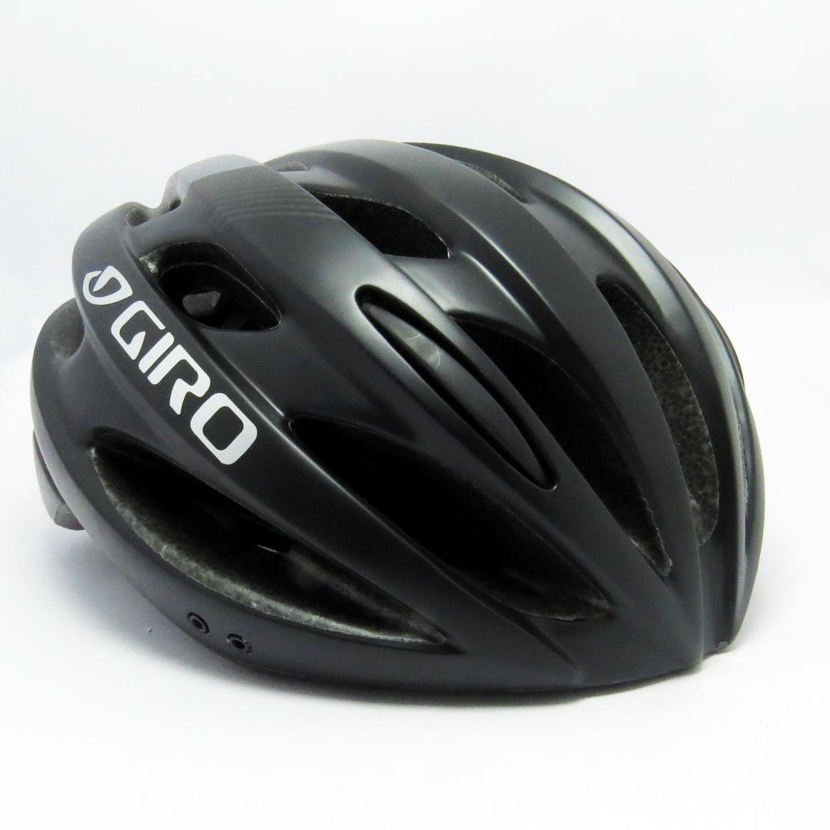 Capacete Giro Revel  Preto/Carvão U